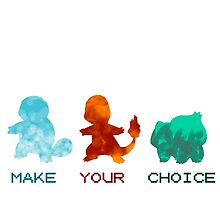 Make you choice by Heksiah