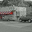 The Popcorn Shop by Jeff  Burns
