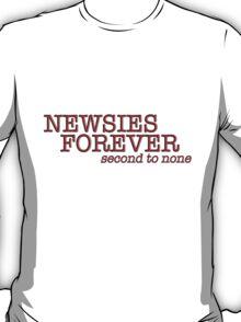 Newsies Forever T-Shirt