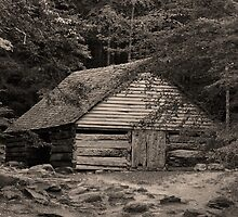 Noah Ogle's Barn by Gary L   Suddath