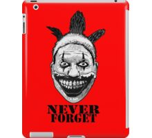 NEVER FORGET TWISTY iPad Case/Skin