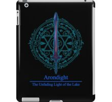 Arondight The Unfading Light of the Lake iPad Case/Skin