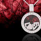 Red love by Jordan Duff
