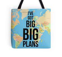 """TFB """"Maps"""" Tote Bag"""