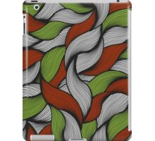 Christmas colors. iPad Case/Skin