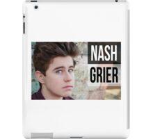 Nash iPad Case/Skin