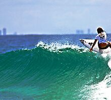 Surfers Paradise by Matthew Setright