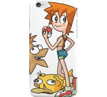 phineas and ferb crossover pokemon iPhone Case/Skin