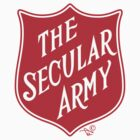 The Secular Army by Tai's Tees by TAIs TEEs