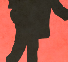 Twin Peaks / Small Man / The Man From Another Place Sticker