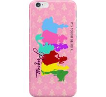It's tough being a Princess iPhone Case/Skin