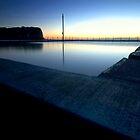 Tidal pool @ Mona Vale Beach by Rachapong P.