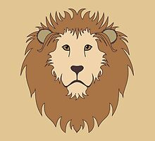 LEO, A LION by Jean Gregory  Evans