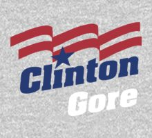 Clinton-Gore '92  by TruthtoFiction