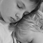 they're lovely when they're asleep! by SusanC