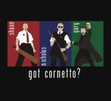 Got Cornetto? by rexraygun