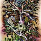 Tree of Life by pentangled