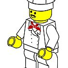 Chef Minifig, Customize My Minifig by ChilleeW