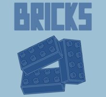 Blue Bricks, Customize My Minifig Kids Clothes