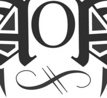 AOA Sticker