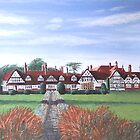 "The Petwood Hotel, Woodhall Spa, Lincolnshire, England - ""Home of the Dambusters"" by NatMason"