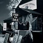 Fish shop by Dominic Parkes