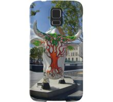 Cows and Trees, Ebrington Square, Derry Samsung Galaxy Case/Skin