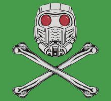 Starlord Space Pirate Kids Clothes