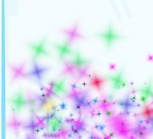 Glitter Jar Sticker