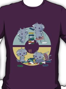 spurrs pokemons playing T-Shirt