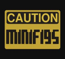 Caution Minifigs Sign by ChilleeW