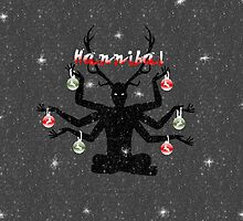 Christmas Wendigo by Ray van Halen