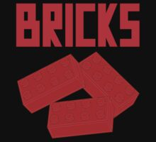 Red Bricks, Customize My Minifig Kids Clothes