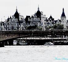 Waterloo Bridge by mariusvic