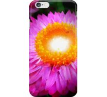 The Wallaby Cherry Daisy Flower iPhone Case/Skin
