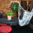 My Peaceful Patio  by heatherfriedman