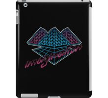 Imagination Rules the Nation iPad Case/Skin