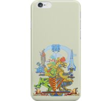 Mayan Chief iPhone Case/Skin