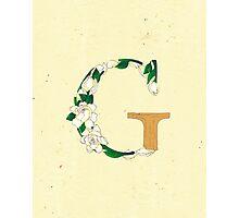 Le Jardin de Adalaine - G Photographic Print