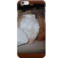 Excavations at Akrotiri iPhone Case/Skin