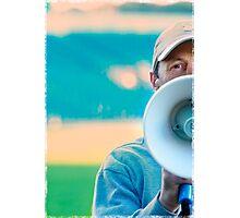 MOVE IT! Photographic Print