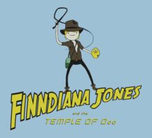 Finndiana Jones and the Temple of Ooo Kids Clothes
