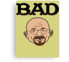 BAD Canvas Print
