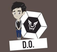 EXO - MAMA Chibi D.O. (For Dark Colors) by Wishful Thinking Shop