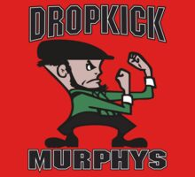Dropkick Murphys Fighting irish by pinkertoon-arts