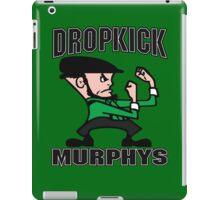 Dropkick Murphys Fighting irish iPad Case/Skin