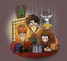 A Very Harry Holiday by tonksiford