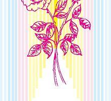 FLOWER POWER DESIGN by VividAudacity