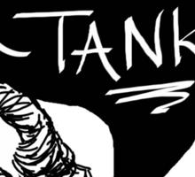 I Want A Tank Sticker