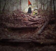 Wirt & Greg--Into The Unknown. by trumanpalmehn